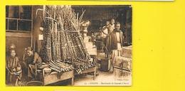 SAÏGON Marchands De Canne à Sucre (Crespin) Viet Nam - Viêt-Nam