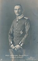Leutnant HÖHNDORF - 1892 - 1917 , Kampf-Flieger , Fliegerass  1. WK - Personen