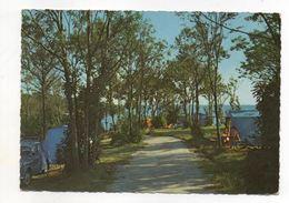 2 Cartes De La Foret Fouesnant : Camping Du Saint Laurent  (cartes Kerisit Audierne) - La Forêt-Fouesnant