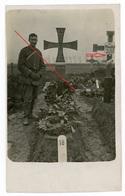 Aubers / Regiment 73 ? /  Cimentiere / Soldat Allemand / 1914-1918 / WWI - France