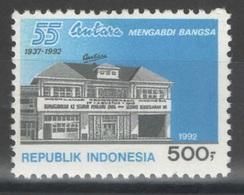 Indonésie - YT 1312 ** MNH - 1992 - Antara - Indonesien