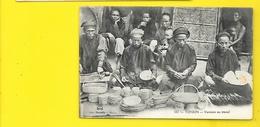 Vanniers Au Travail Tonkin (Dieulefils) Viet Nam - Viêt-Nam