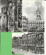 Leuven - Sint Gertrudisabdij 3 Zichtkaarten Studentinnen Tehuis - Leuven