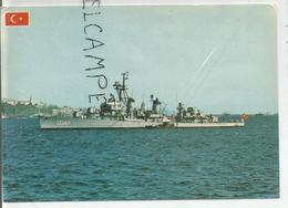 Izmit Muhribi D 342. Navire De Guerre Turc. - Guerra