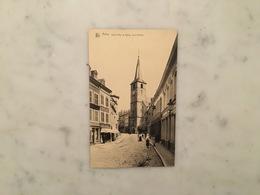 Arlon: Grand'Rue Et Eglise Saint-Martin - Arlon