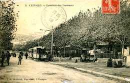 L'ESTAQUE  =  Terminus Des Tramways    1241 - France