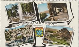 Ardèche :  Paysages   Du  Vivarais  , Blason  1965 - Francia