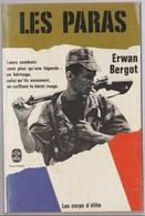 Erwan Bergot Les Paras Les Corps D'élites Poche - Boeken