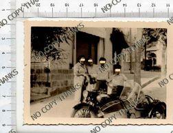 Moto Sidecar - Motocarrozzetta - Photo Foto - Luoghi