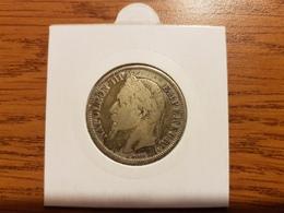 France, Napoléon III, 2 Francs, 1868, A - Sous étui - France