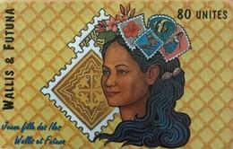 WALLIS-et-FUTUNA  -  Jeune Fille De Wallis - Wallis And Futuna