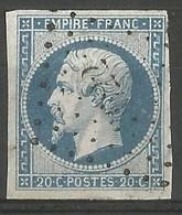 FRANCE - Oblitération Petits Chiffres LP 3622 VILLENEUVE-LES-AVIGNON (Gard) - Marcophilie (Timbres Détachés)