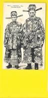 Hué Conseillers Du Roi Annam (Dieulefils) Viet Nam - Viêt-Nam