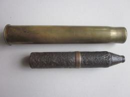 Obus De 45 Russe Neutralisé - 1939-45