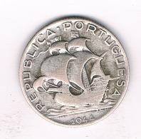 2,5 ESCUDOS 1944 PORTUGAL/142/ - Portugal