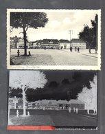 Y14838/ Rendsburg Paradeplatz  AK + Negativ Ca.1940 - Rendsburg