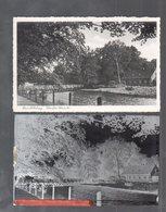 Y14819/ Rendsburg  Weiße Brücke AK + Negativ Ca.1940 - Rendsburg