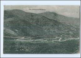 U8478/ Die Babuna-Straße Mazedonien AK 1918 - Macédoine