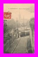 Saint-Cloud * Montretout * Rue Du Chemin De Fer   (scan Recto Et Verso ) - Saint Cloud