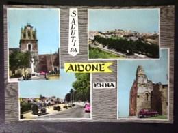 SICILIA -ENNA -AIDONE -F.G. LOTTO N°605 - Enna