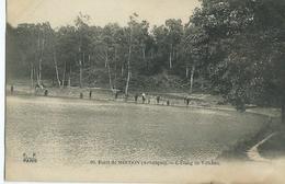 Forêt De MEUDON L'Etang De Villebon - Meudon