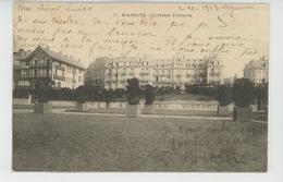 BIARRITZ - L'Hôtel VICTORIA - Biarritz