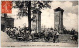 51 PORT-à-BINSON - Le Pont - France