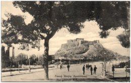 ATHENES - Vue Générale D'Acropole - Griechenland