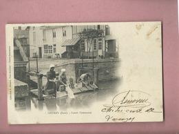 CPA -  Lieurey  -(Eure ) - Lavoir Communal - Francia