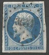 FRANCE - Oblitération Petits Chiffres LP 3641 VILLIERS-LE-BEL (Val-d'Oise) - Marcophilie (Timbres Détachés)