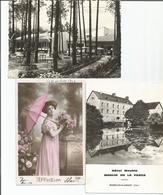 LOT 30 CARTES - Postcards