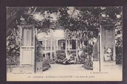 CPA Nouvelle Calédonie New Calédonia Non Circulé Océanie Palais De Justice - Neukaledonien