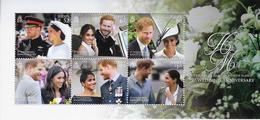 Verjaring Huwelijk Meghan And Harry - Jersey