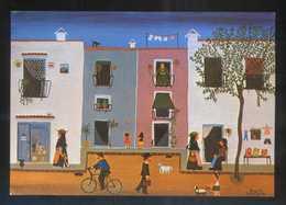 *Katrin Boelter* Ibiza, Galeria El Mensajero. Circulada 1981. - Paintings