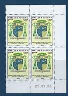 """Wallis Coins Datés YT 666 """" Blason """" Neuf** Du 21.09.2006 - Nuovi"""