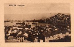 CPA Italie Marche Ancona Panorama - Ancona