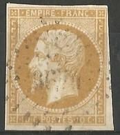 FRANCE - Oblitération Petits Chiffres LP 3674 VOLONNE (Alpes-de-Haute-Provence) - 1849-1876: Classic Period