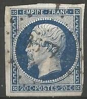 FRANCE - Oblitération Petits Chiffres LP 3677 VOREY-SUR-ARZON (Haute-Loire) - 1849-1876: Période Classique