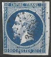 FRANCE - Oblitération Petits Chiffres LP 3678 VOUILLE (Vienne) - Marcophilie (Timbres Détachés)