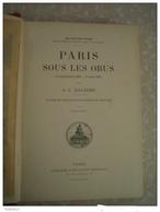 PARIS Sous Les Obus ( 1898 ). - Livres