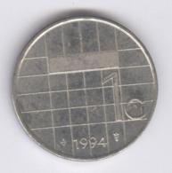 NEDERLAND 1994: 1 Gulden, KM 205 - [ 3] 1815-… : Kingdom Of The Netherlands