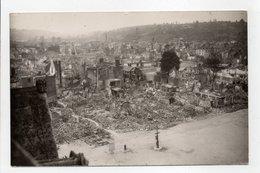 - CPA LISIEUX (14) - Bombardement Juin 1944 - Photo Prise De La Cathédrale Saint-Pierre - - Lisieux