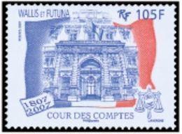 "Wallis YT 674 "" Cour Des Comptes "" 2007 Neuf** - Wallis-Et-Futuna"