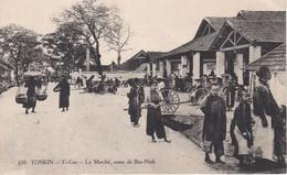 TONKIN Ti Cau Le Marché Route De Bac Ninh - Vietnam