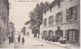 RILLIEUX Grande Rue - France