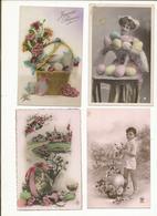 CPA ,Thème Fête , Joyeuses Pâque  Lot De 10 Cartes Anciennes - Pâques