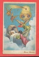 Buon Natale - Piccolo Formato - Viaggiata - Weihnachten