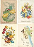 CPSM ,Thème Fête , Joyeuses Pâque  Lot De 10 Cartes Semi-Moderne - Pâques