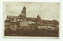 SIENA - PANORAMA 1924  VIAGGIATA FP - Siena