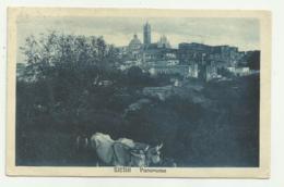SIENA - PANORAMA 1925  VIAGGIATA FP - Siena